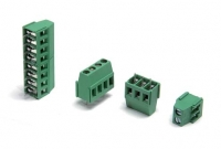 Enclosure 7,5 mm T 07,5 P10A with 10 terminal blocks